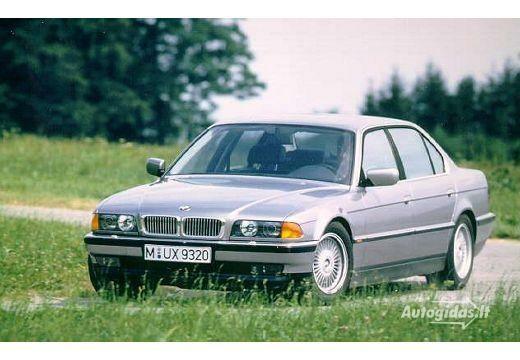 BMW 740i 1996-2002