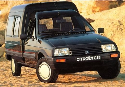 Citroen c 15 1993-1996
