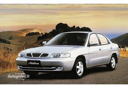 Daewoo Nubira 1997-2000