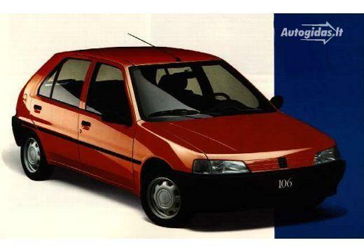 Peugeot 106 1994-1995