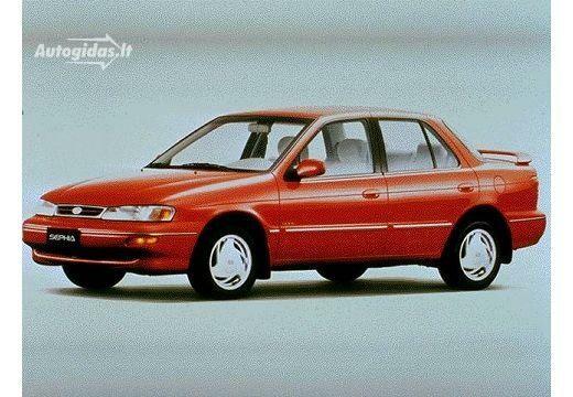 Kia Sephia 1997-1998