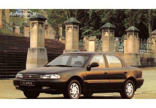 Kia Clarus 1996-1998