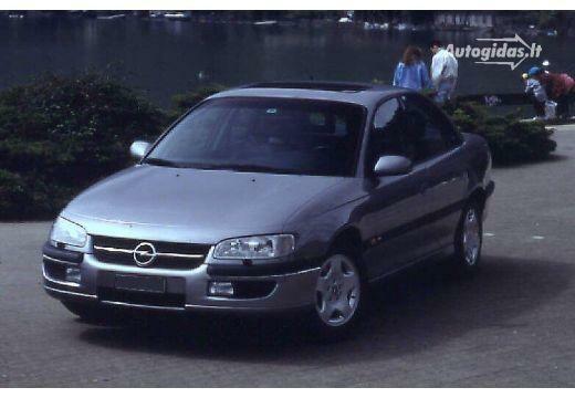 Opel Omega 1997-1999