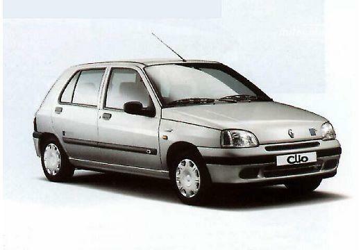 Renault Clio 1996-1998
