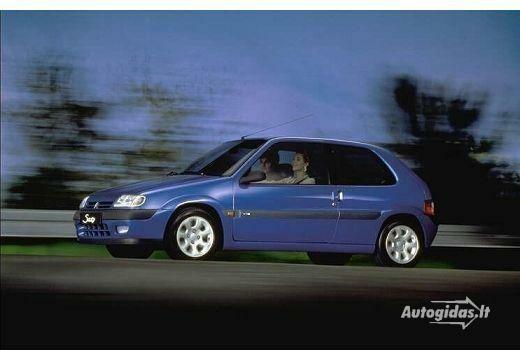 Citroen Saxo 1998-1999