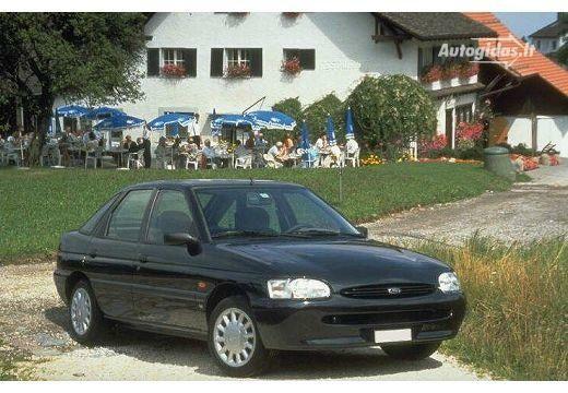 Ford Escort 1997-1998