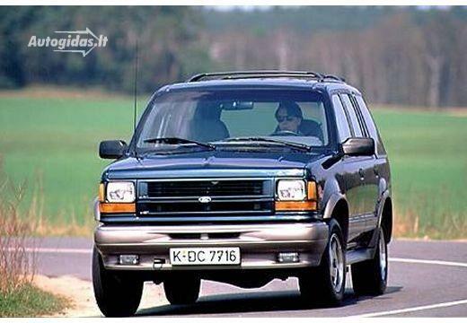 Ford Explorer 1991-1995