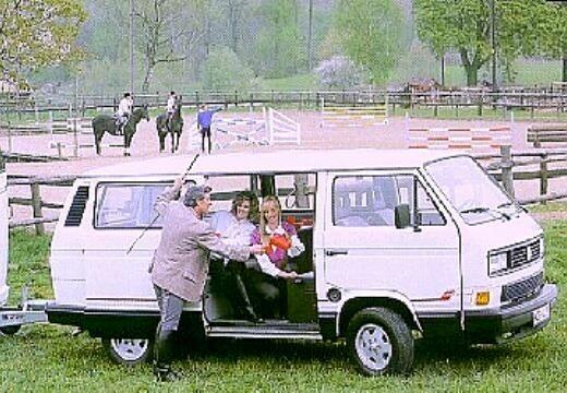 Volkswagen Transporter 1989-1990