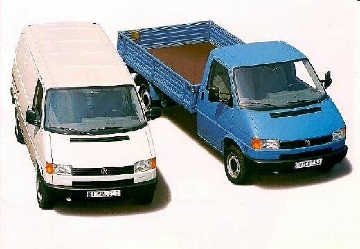 Volkswagen Transporter 1990-1995