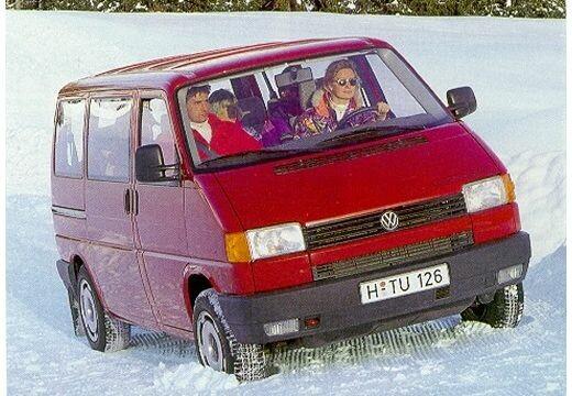 Volkswagen Transporter 1991-1995