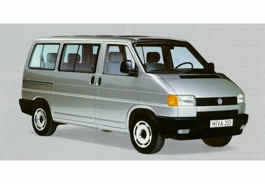 Volkswagen Transporter 1992-1994