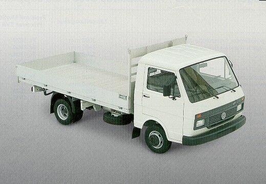 Volkswagen LT 1989-1991