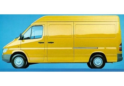 Mercedes-Benz Sprinter 1995-2000