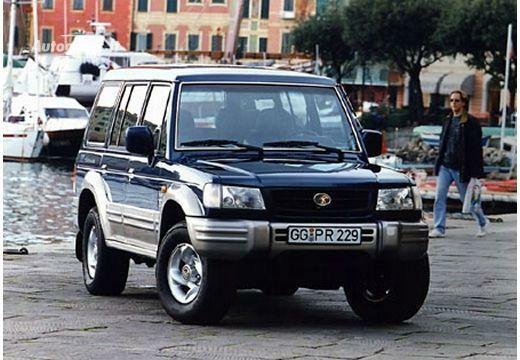 Hyundai Galloper 1998-2002