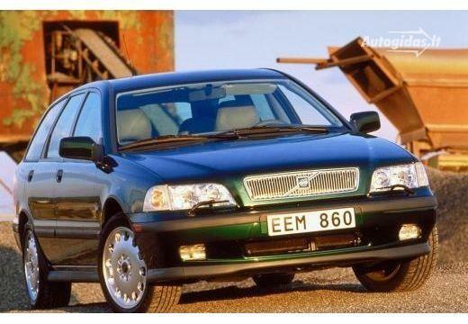 Volvo V40 1997-1999