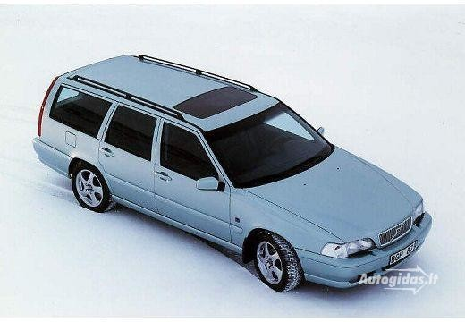 Volvo V70 I 2 5TDI 1997-2000 | Autocatalog | Autogidas lt