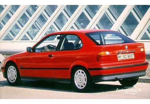 BMW 323 1997-2000