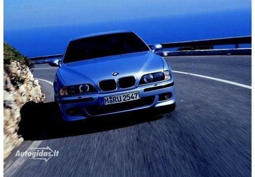 BMW M5 1998-2000