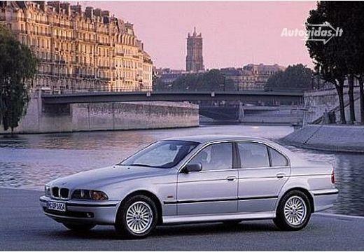 BMW 525 1997-2000