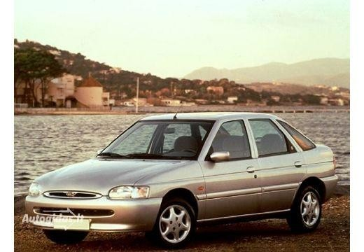 Ford Escort 1998-1999