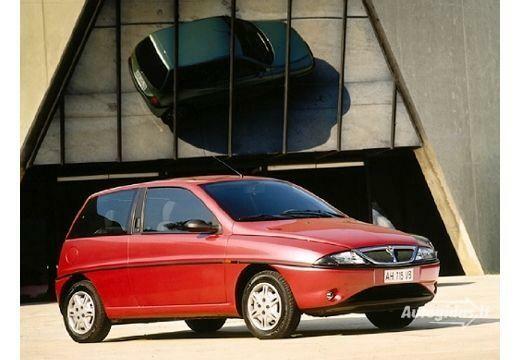Lancia Ypsilon 1997-2003