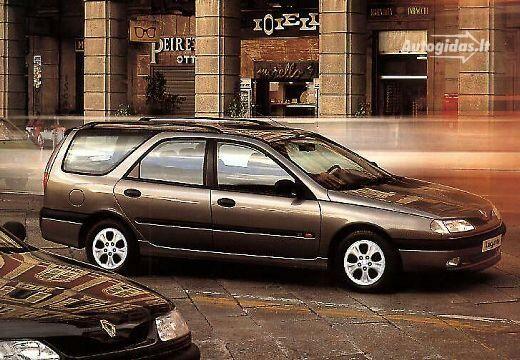 Renault Laguna 1997-1998