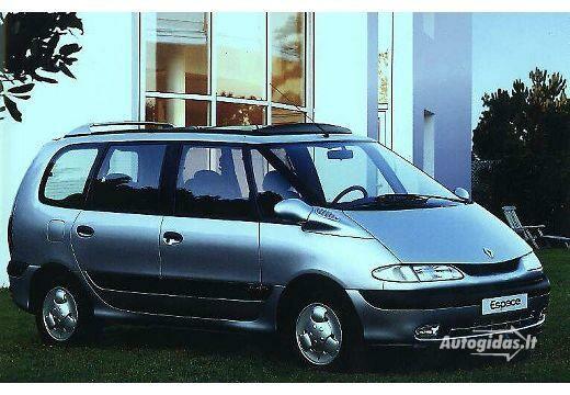 Renault Espace 1997-2000
