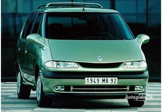 Renault Espace 1998-2000