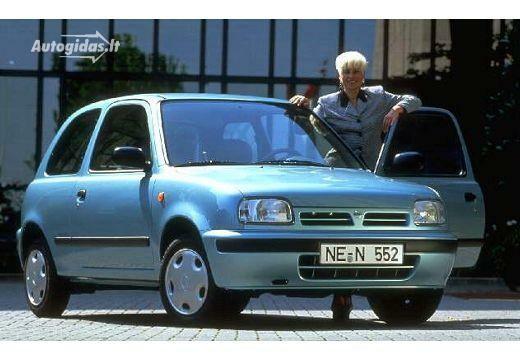 Nissan Micra 1997-1998