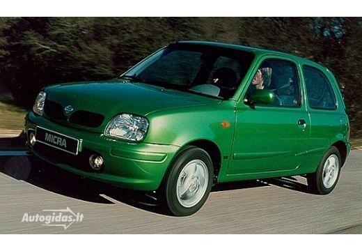 Nissan Micra 1998-2000