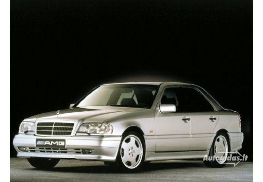 Mercedes-Benz C 36 AMG 1993-1997