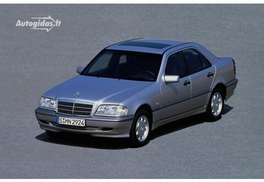 Mercedes-Benz C 43 AMG 1998-2000