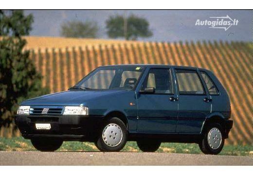 Fiat Uno 1998-1999