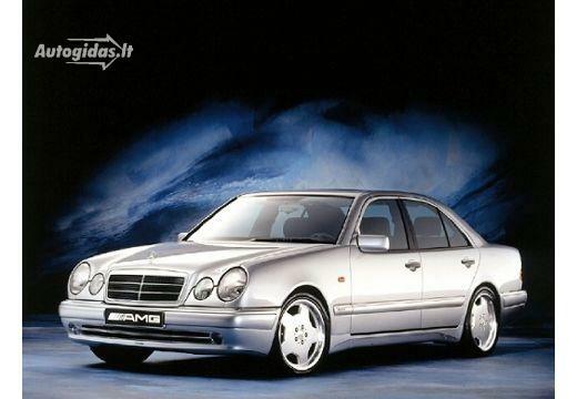 Mercedes-Benz E 55 AMG 1998-1999