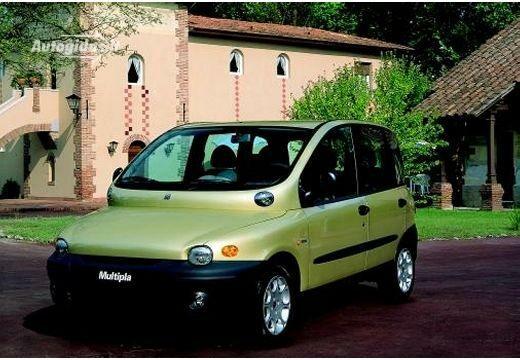Fiat Multipla 1999-2002