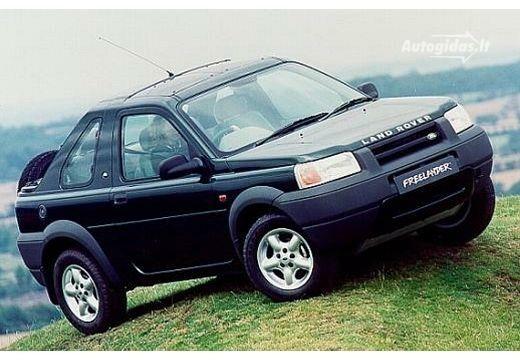 Land Rover Freelander 1999-2001