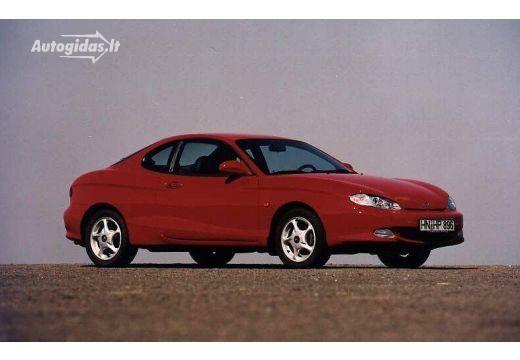 Hyundai Coupe 1998-2001