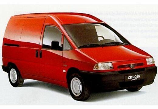 Citroen Jumpy Combi 1997-2000