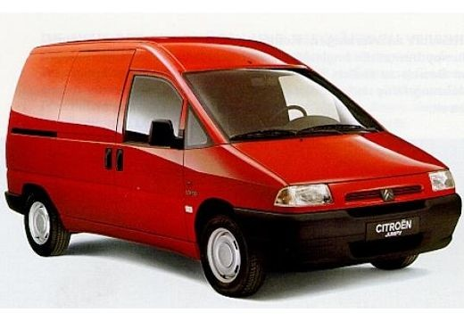 Citroen Jumpy Combi 1998-2002