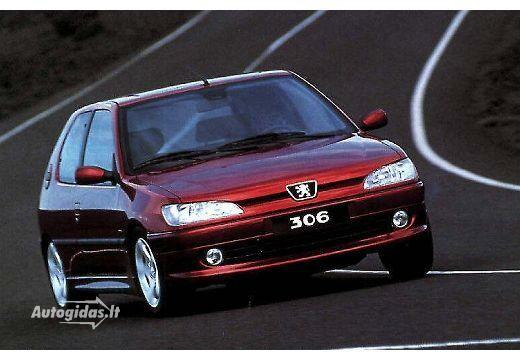 Peugeot 306 1999-2001