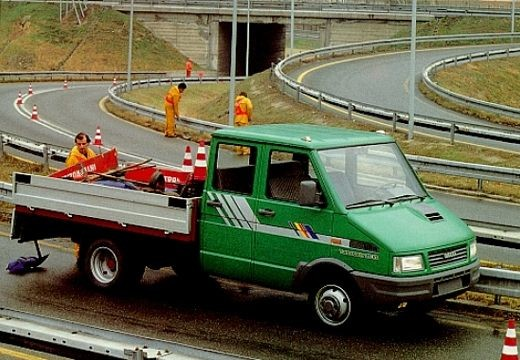 Iveco Daily 1990-1996