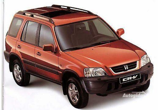 Honda CR-V 1999-2001