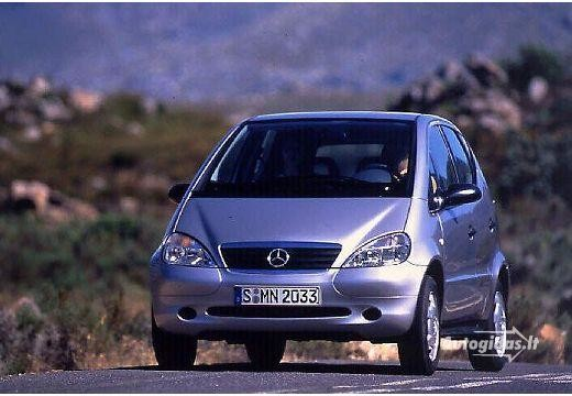 Mercedes-Benz A 160 1997-2001