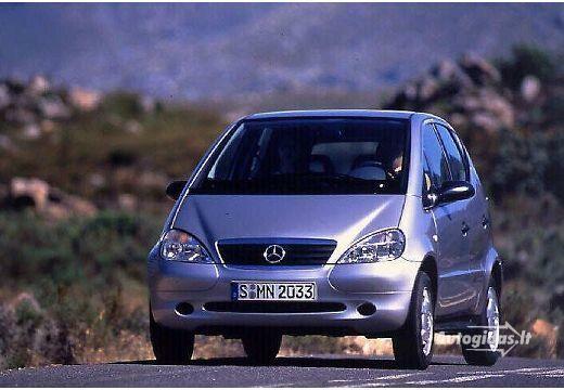 Mercedes-Benz A 190 1999-2001