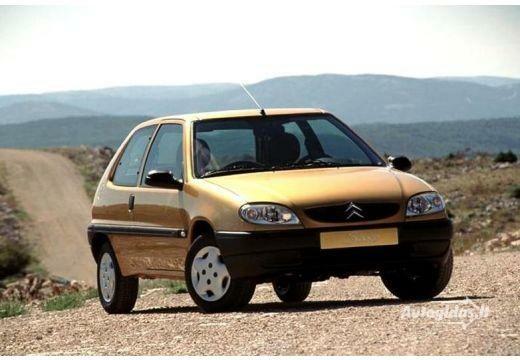 Citroen Saxo 1999-2001