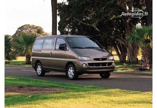 Hyundai H-1 1999-2002