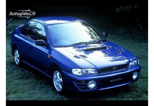 Subaru Impreza 1999-2000