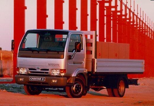 Nissan cabstar 1999-2001