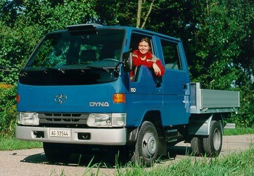 Toyota Dyna 1999-2001