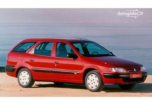 Citroen Xantia 2000-2001
